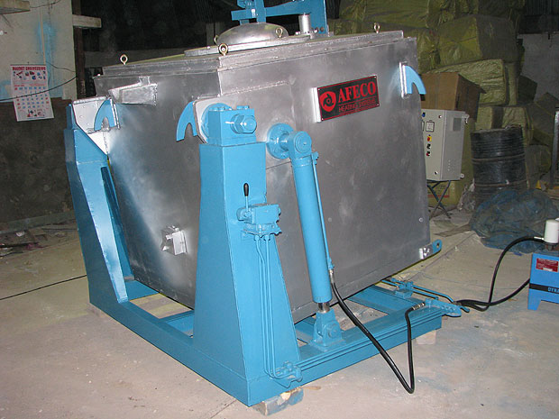 Tilting Furnace manufacturer