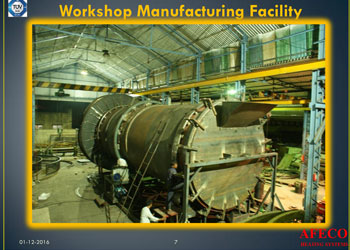 Workshop Manufacturing Facility